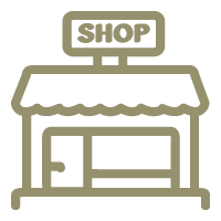 Icon of a small shop