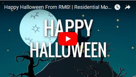 Happy Halloween from RMS