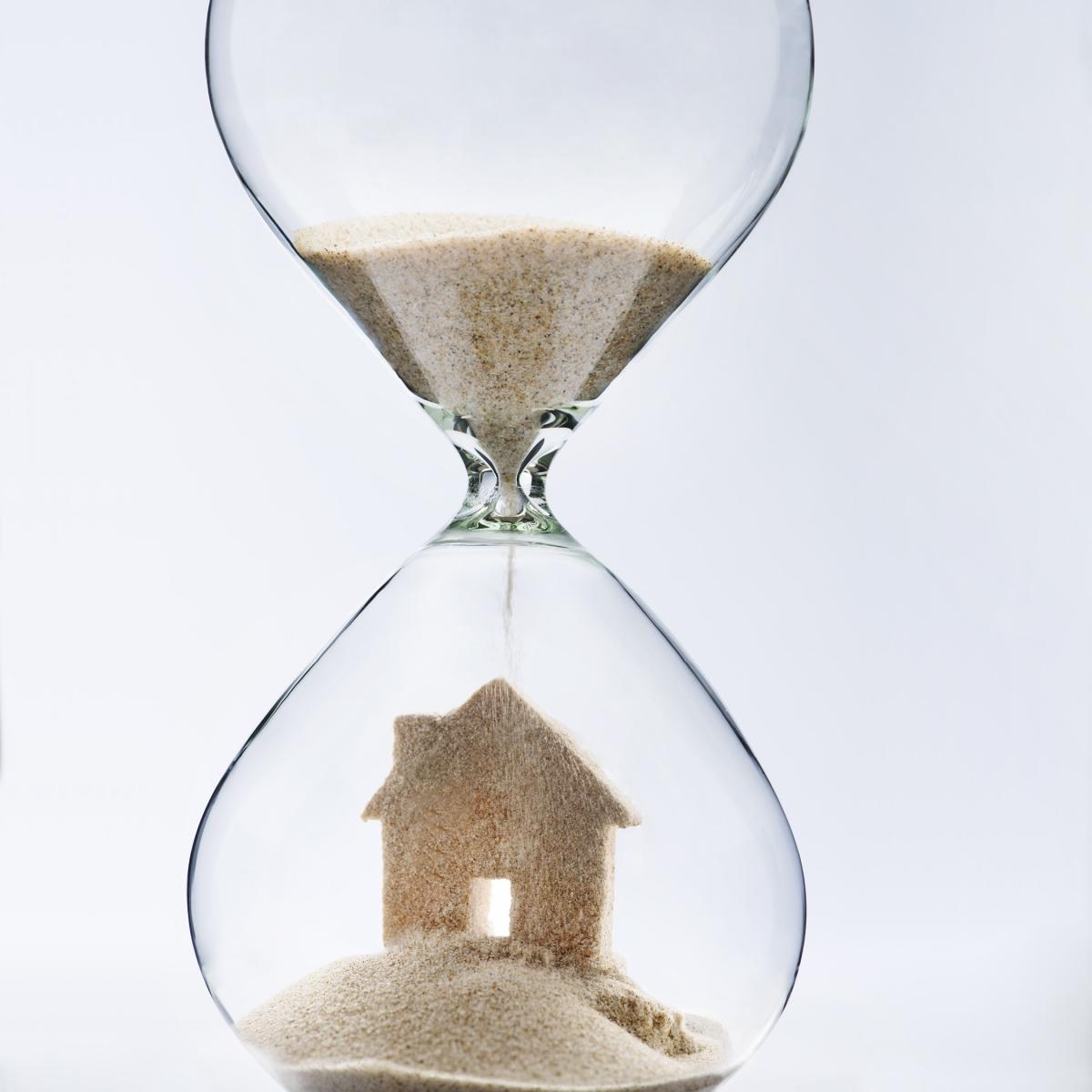 How long will it take to find your house